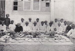 Bandoeng - Makan Bersama 1902