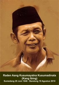 Kang Ibing Budayawan Sunda
