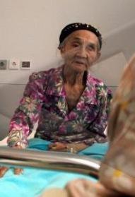 Mimi Rasinah dirawat di Rumah Sakit