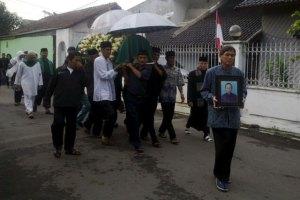 Pemakaman Kang Ibing