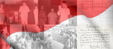 Proklamasi 17 Agustus 45