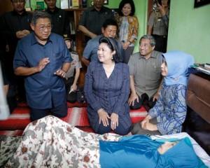 Presiden SBY Mangsa ngalongok ka Sumedang