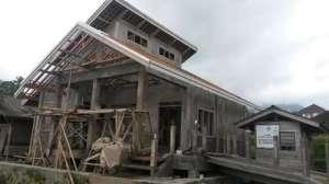 Rumah Pintar Al Barokah nuju diwangun